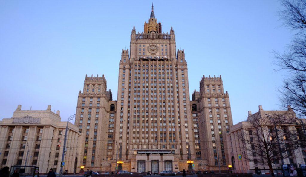 Υπόθεση Σκριπάλ: Οι πρεσβευτές των ξένων χωρών στο υπουργείο εξωτερικών της Ρωσίας   Pagenews.gr
