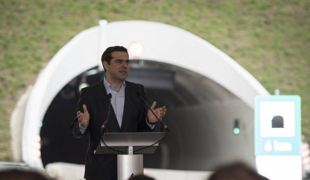 Αλέξης Τσίπρας: Στα εγκαίνια της Ιόνιας Οδού ο πρωθυπουργός | Pagenews.gr