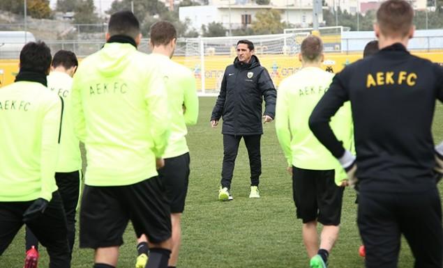 ΑΕΚ έτοιμη για τελικό | Pagenews.gr