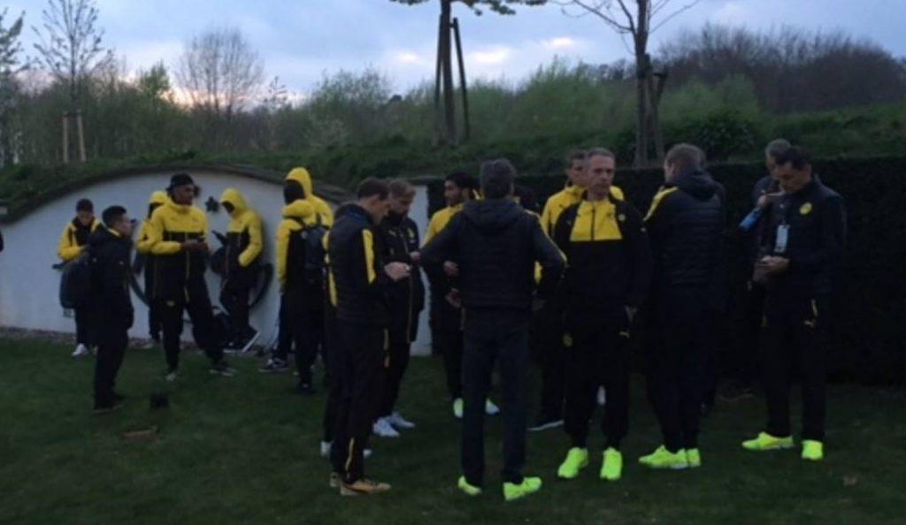 Προπονήθηκε κανονικά η Ντόρτμουντ – Τι δήλωσε ο πρόεδρος του συλλόγου (pic & vid) | Pagenews.gr