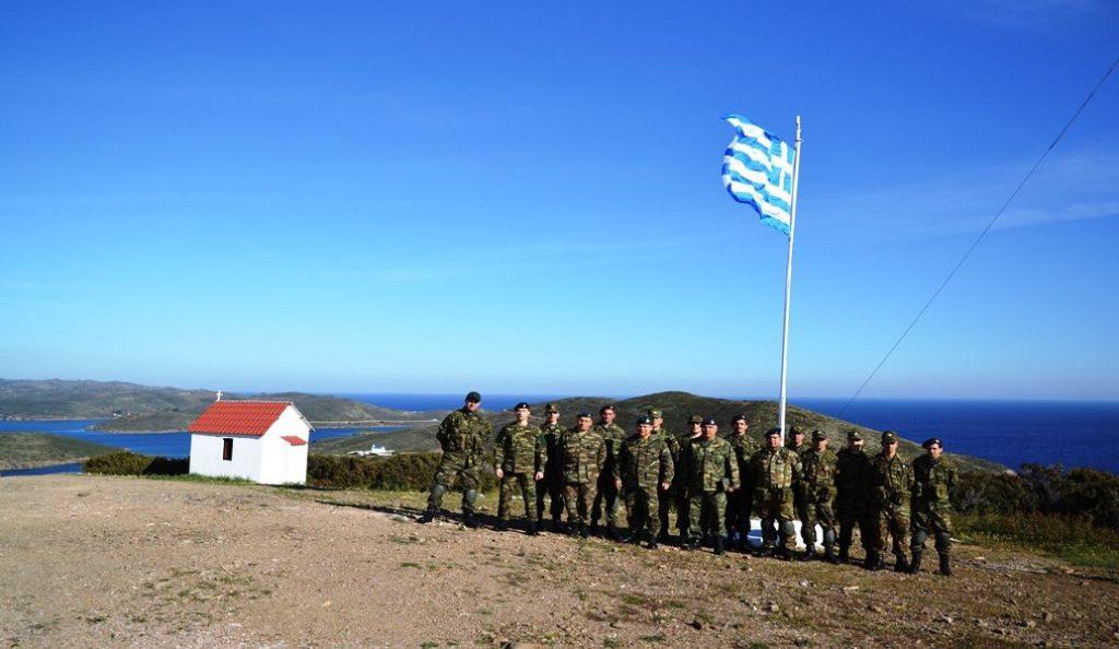 Οι Τούρκοι ζήτησαν από Έλληνα στρατηγό να μην πετάξει πάνω από τη νήσο Παναγιά (pics & vid) | Pagenews.gr