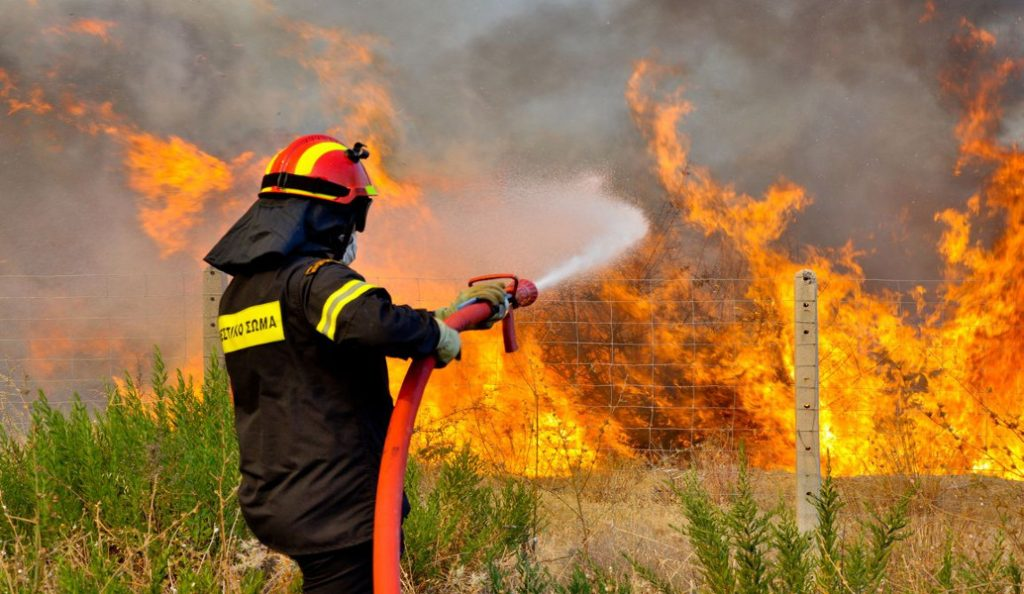 Ηράκλειο: Επί τάπητος τα μέτρα πρόληψης, ο συντονισμός φορέων και υπηρεσιών για τις πυρκαγιές | Pagenews.gr
