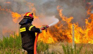 Σε ποιες περιοχές υπάρχει υψηλός κίνδυνος πυρκαγιάς τη Δευτέρα | Pagenews.gr