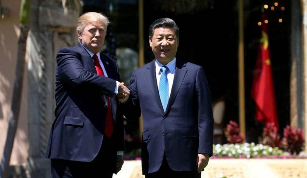 Ο Τραμπ ενημέρωσε τον πρόεδρο της Κίνας για τα πλήγματα εναντίον της Συρίας την ώρα που έτρωγε επιδόρπιο!   Pagenews.gr