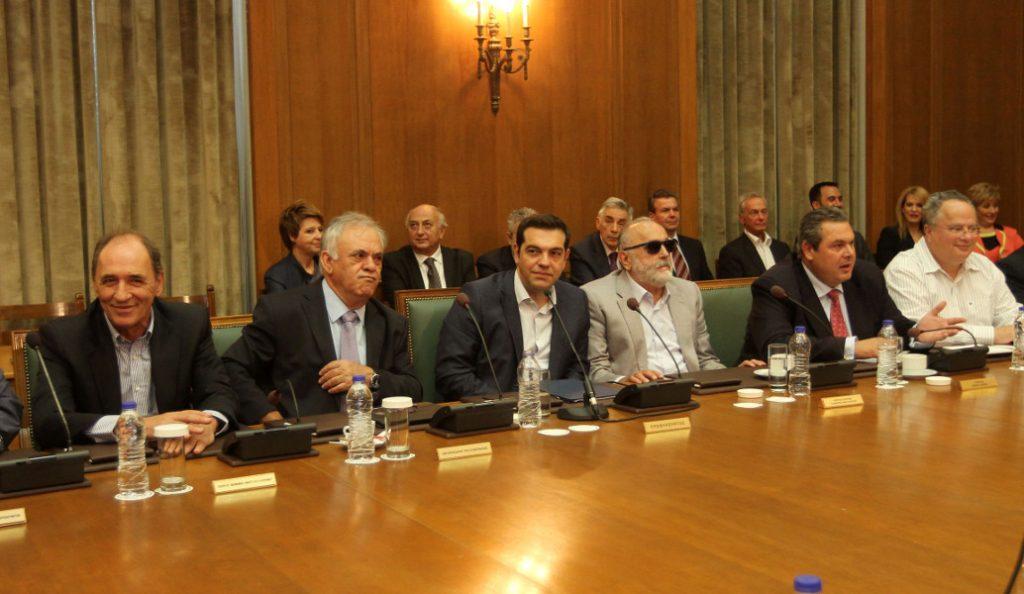 Σήμερα, το πρώτο υπουργικό μετά τις διακοπές – Υπό τον Αλέξη Τσίπρα | Pagenews.gr