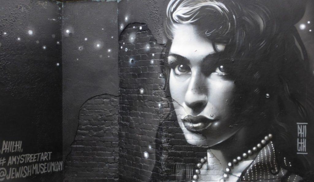 Λονδίνο: Street art αφιερωμένη στην Έιμι Γουάινχαουζ (pics) | Pagenews.gr
