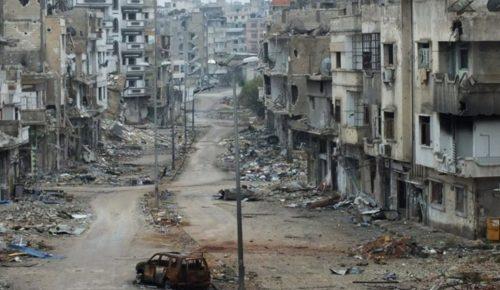 Συρία: Τουλάχιστον 360.000 οι νεκροί από την έναρξη του πολέμου | Pagenews.gr