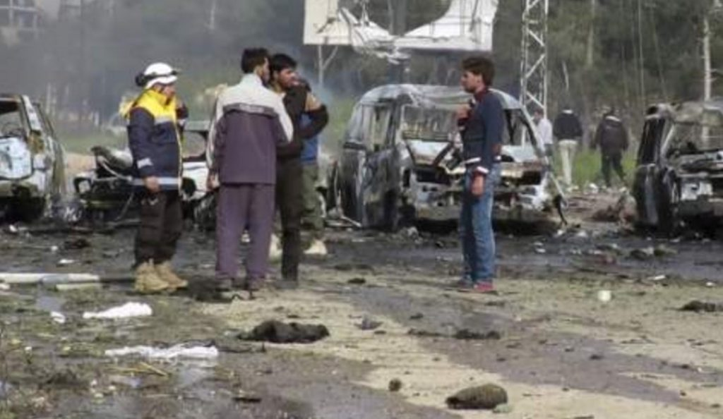 Συρία: Νεκρός πολεμικός ανταποκριτής | Pagenews.gr