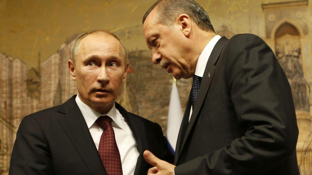 Σήμερα το τετ-α-τετ Πούτιν με Ερντογάν στη Ρωσία | Pagenews.gr