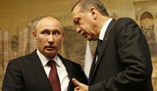 Πούτιν και Ερντογάν συμφώνησαν για αποστρατικοποιημένη ζώνη στην Ιντλίμπ | Pagenews.gr
