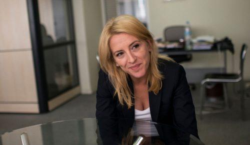 Δούρου: Έγινε επίτιμη διδάκτορας του Πανεπιστημίου Essex | Pagenews.gr