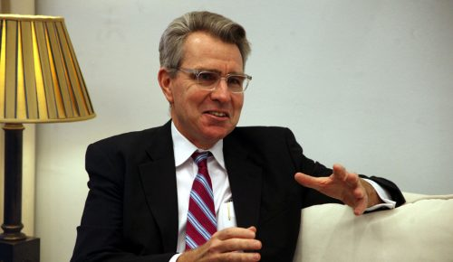 Πάιατ: Οι ΗΠΑ θεωρούν την Ελλάδα σύμμαχο-«κλειδί» | Pagenews.gr