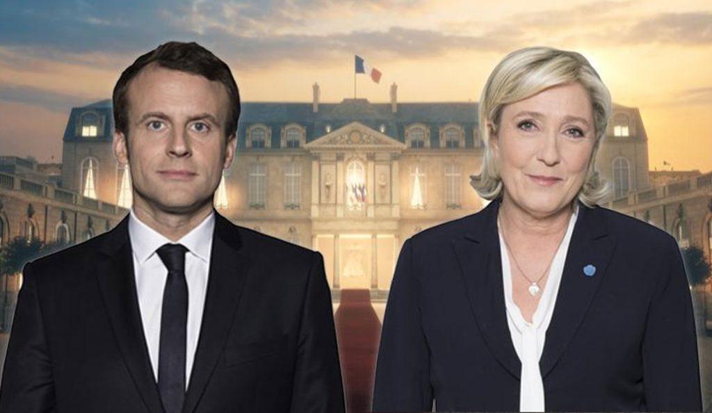 Γαλλία: Το ντιμπέιτ εκτόξευσε τη διαφορά του Μακρόν επί της Λεπέν   Pagenews.gr
