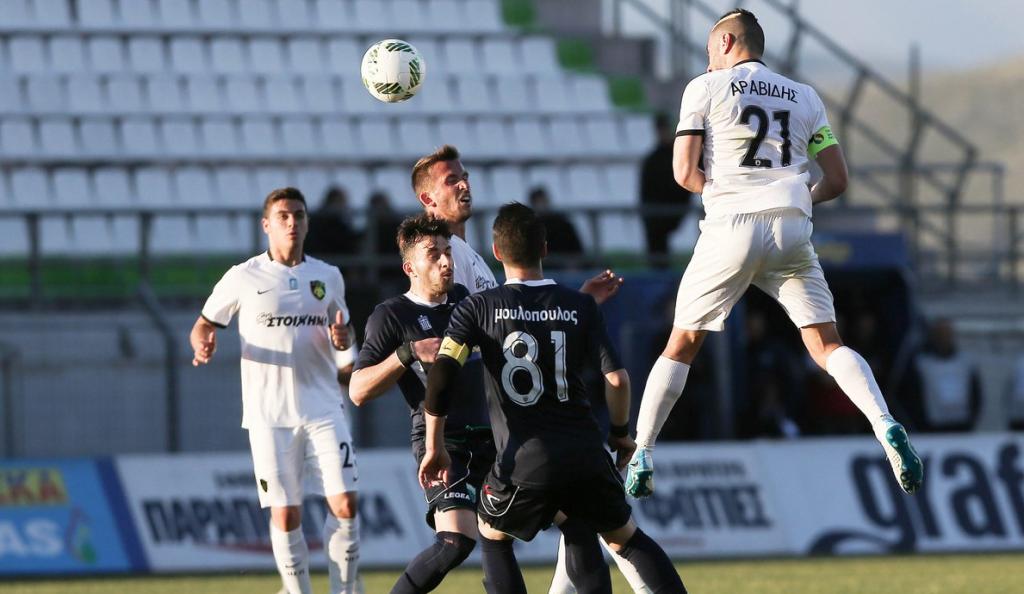 Συνέχισε το ατομικό του ο Αραβίδης | Pagenews.gr