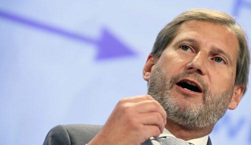 Περίεργη δήλωση από Ευρωπαίο Επίτροπο: Θα αλλάξουν τα σύνορα Ελλάδας-Αλβανίας (vid) | Pagenews.gr