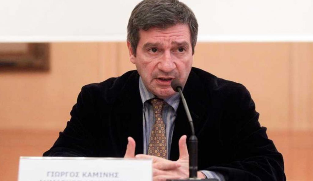 Γιώργος Καμίνης προς Αθηναίους: Μαζί προστατεύουμε τον δημόσιο χώρο – Δεν περνάμε την γραμμή (pic) | Pagenews.gr