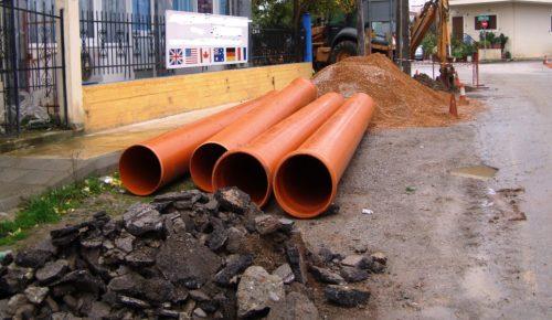 Μάνδρα: Ξεκίνησε το αντιπλημμυρικό έργο στον χείμαρρο Αγίας Αικατερίνης | Pagenews.gr