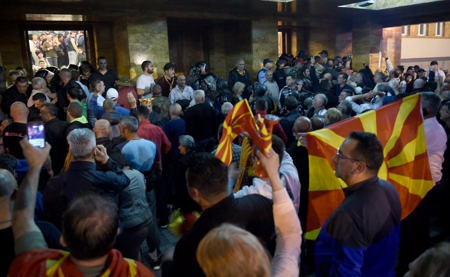 Επίσκεψη αμερικανού αξιωματούχου στα Σκόπια για άρση του αδιεξόδου | Pagenews.gr