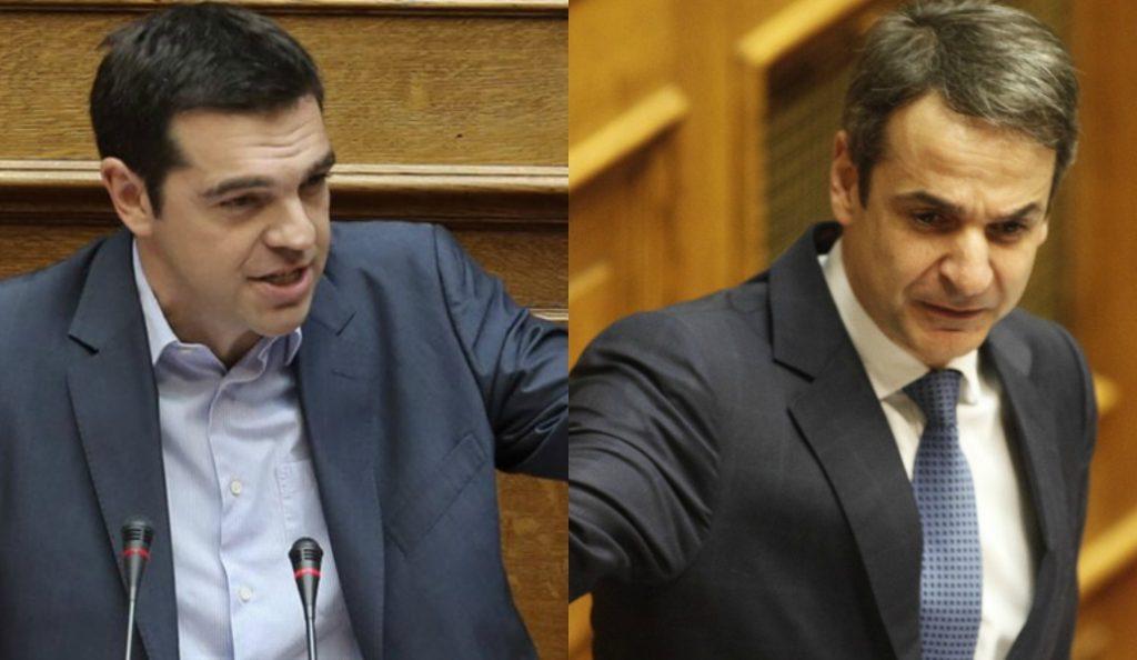 Δημοσκόπηση: Μπροστά με 10,1% η Νέα Δημοκρατία έναντι του ΣΥΡΙΖΑ | Pagenews.gr