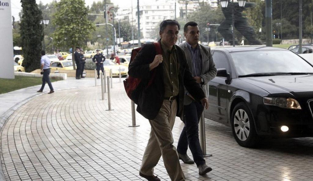 Νέο ραντεβού Τσακαλώτου – Θεσμών το απόγευμα | Pagenews.gr