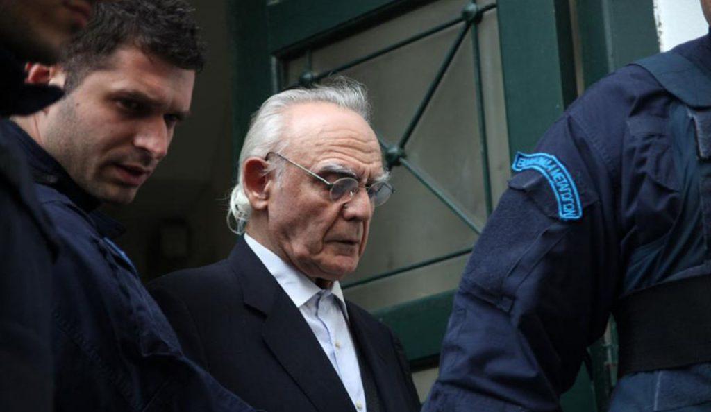 Παραμένει στη φυλακή ο Άκης Τσοχατζόπουλος γιατί δεν έβρισκαν το διαβατήριό του | Pagenews.gr