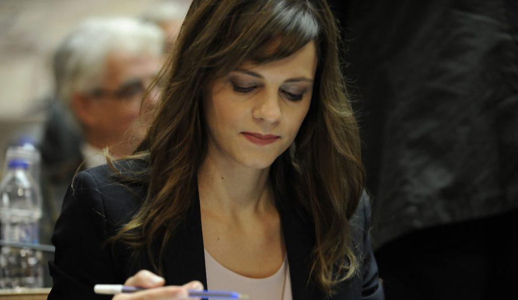 Έ. Αχτσιόγλου: Μέτρα ενίσχυσης της ραχοκοκαλιάς της ελληνικής οικονομίας τα θετικά μέτρα της συμφωνίας | Pagenews.gr