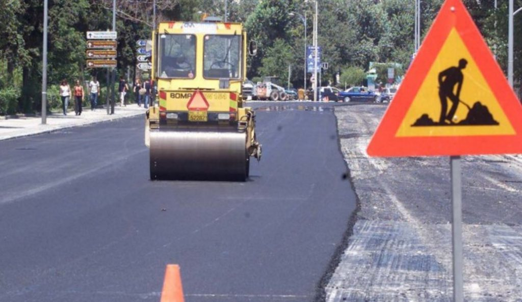Δήμος Δάφνης – Υμηττού: Ανακατασκευή οδοστρώματος σε 66 οδούς | Pagenews.gr