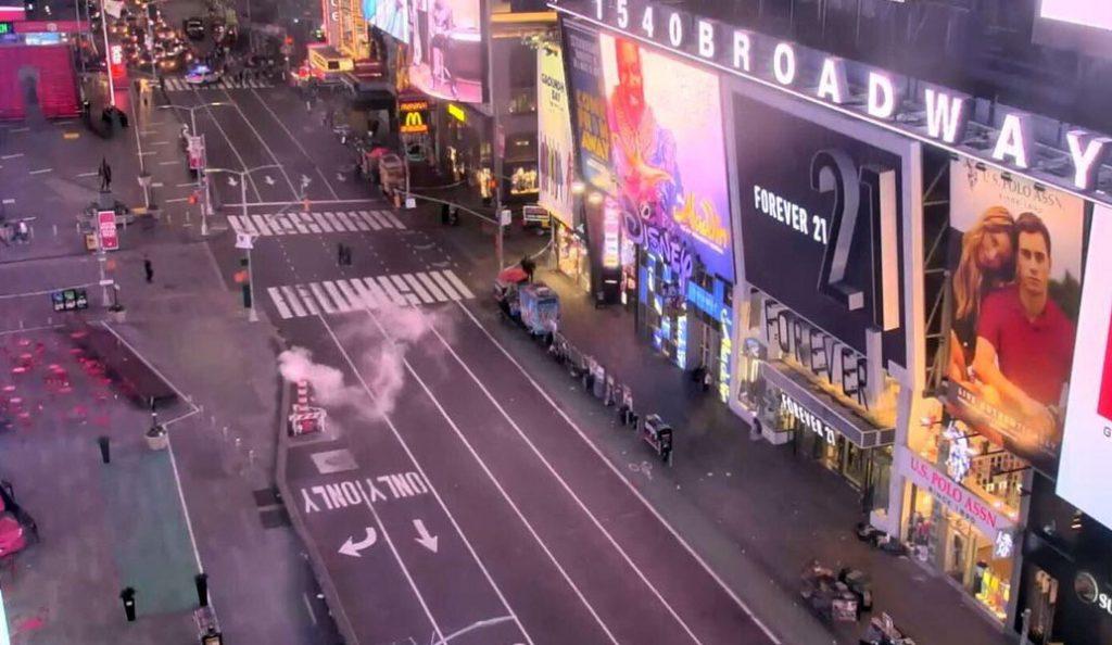 Νέα Υόρκη: Συναγερμός για ύποπτες συσκευές κοντά στην Times Square (pics) | Pagenews.gr