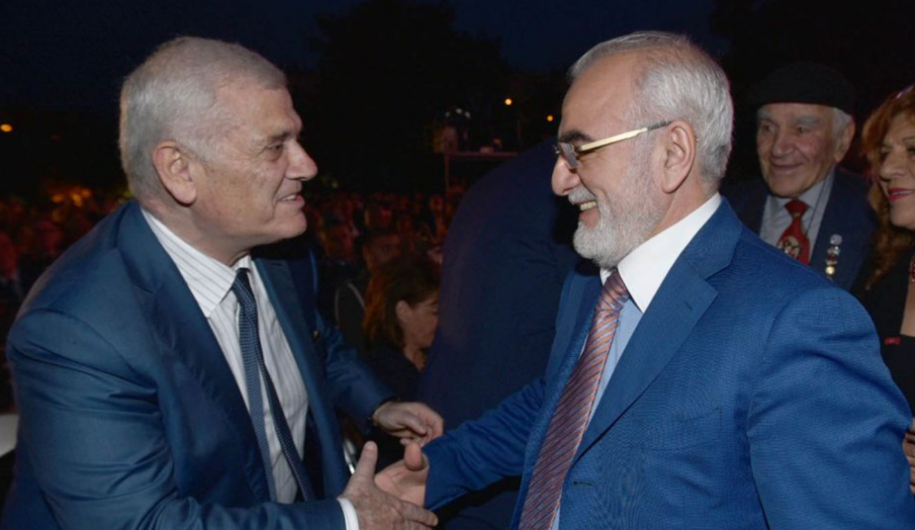 Το τηλεφώνημα Σαββίδη-Μελισσανίδη πριν την κοινή δήλωση | Pagenews.gr