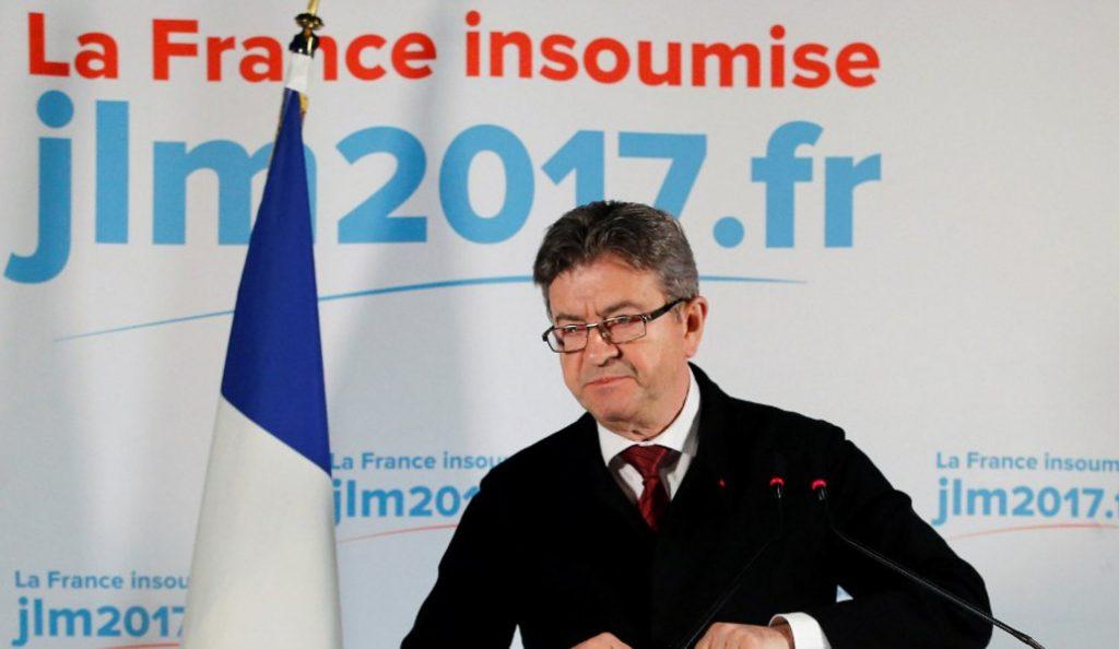 Γαλλία: Περίπου το 35% των ψηφοφόρων του Μελανσόν θα ψηφίσουν Μακρόν | Pagenews.gr