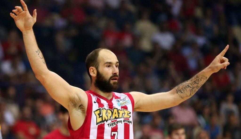 Έγραψε ιστορία ο Σπανούλης: Έγινε ο κορυφαίος πασέρ στην Euroleague (pics)   Pagenews.gr