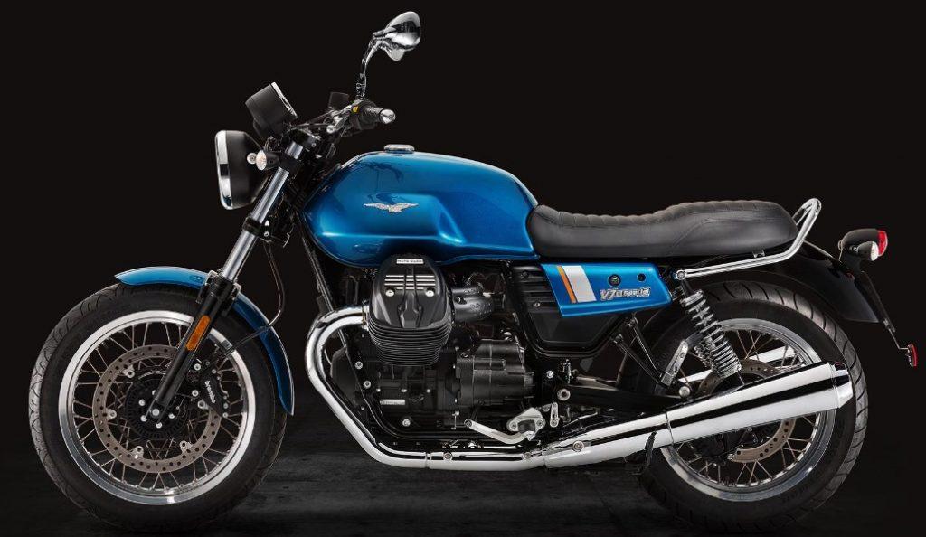 H Moto Guzzi παρουσιάζει την επετειακή V7 III | Pagenews.gr