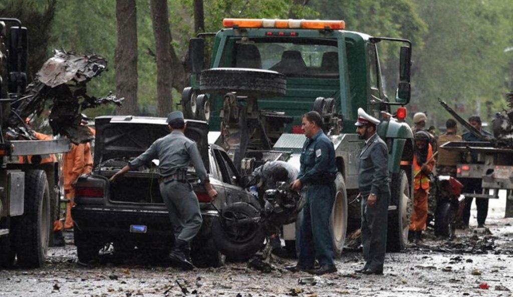 Ο ISIS ανέλαβε την ευθύνη για την επίθεση αυτοκτονίας στην Καμπούλ | Pagenews.gr