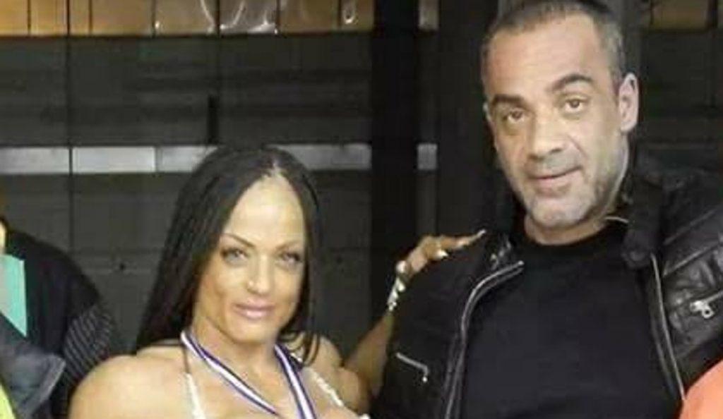 Το «αντίο» της συντρόφου του Βασίλη Γρίβα: «Είσαι το άλλο μου μισό γορίλα μου» (pics) | Pagenews.gr