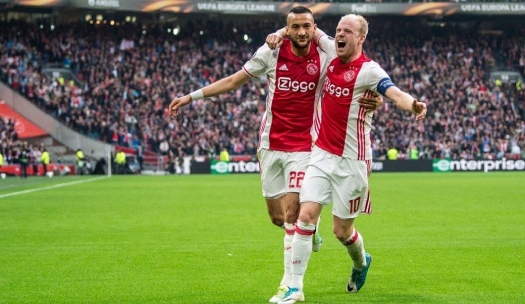 Europa League: Τρομερός Άγιαξ, ισοπέδωσε με 4-1 τη Λιόν | Pagenews.gr