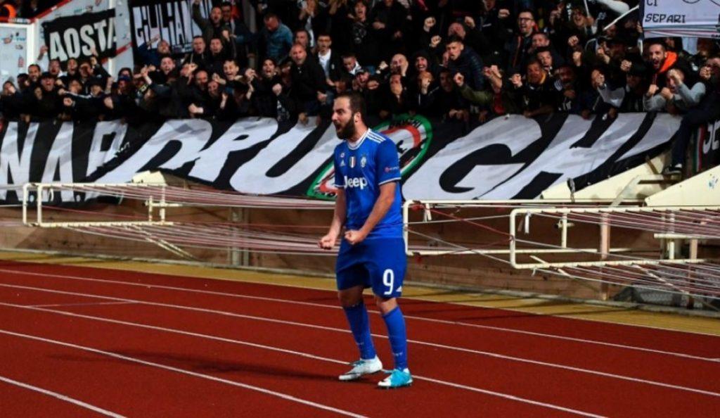 Champions League: Ο Ιγκουαΐν οδηγεί τη Γιούβε στον τελικό   Pagenews.gr