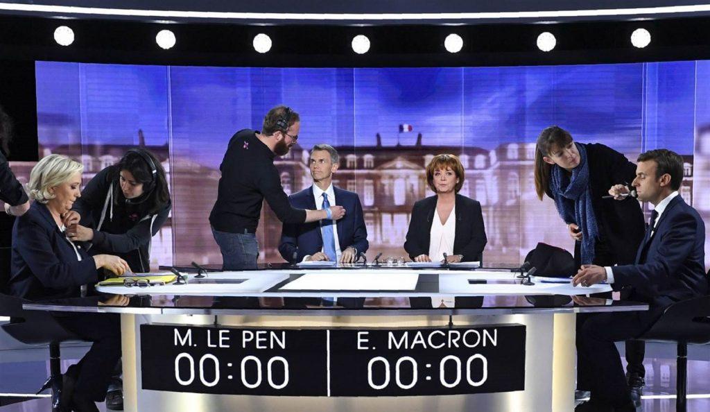 Γαλλικό ντιμπέιτ: Κέρδισε τις εντυπώσεις ο Μακρόν έναντι της Λεπέν | Pagenews.gr