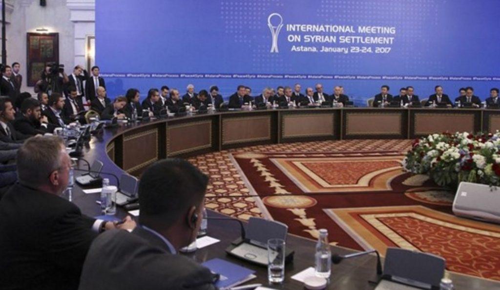 Αστάνα: Η συριακή αντιπολίτευση επιστρέφει στις ειρηνευτικές συνομιλίες   Pagenews.gr