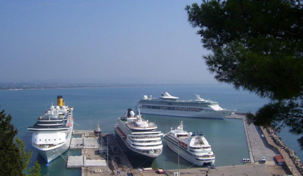 Περισσότεροι από 8.500 επιβάτες κρουαζιερόπλοιων στο λιμάνι του Κατακόλου | Pagenews.gr