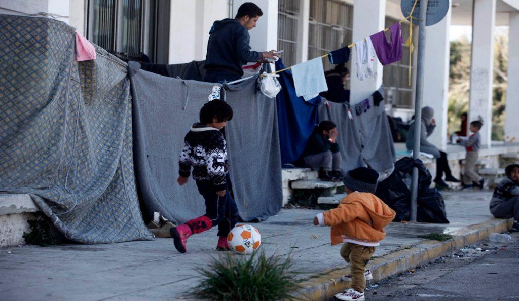 Στα Χανιά οι δύο πρώτες οικογένειες προσφύγων   Pagenews.gr