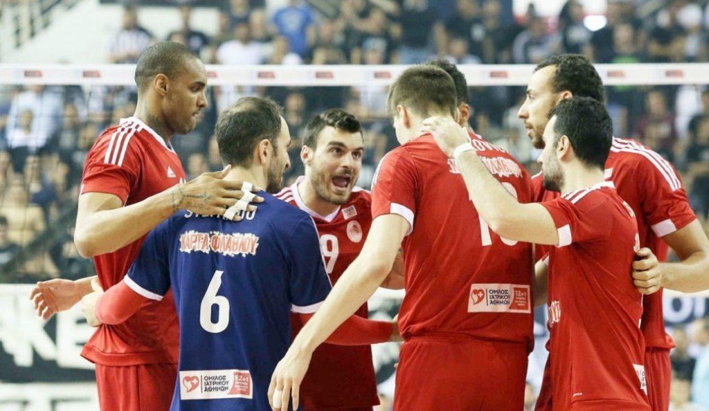 Βόλεϊ: Μεγάλη νίκη του Ολυμπιακού στη Θεσσαλονίκη, την Κυριακή κρίνεται ο τίτλος | Pagenews.gr