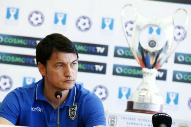 Ίβιτς: Ήρθαμε να πάρουμε το Κύπελλο – Γνωρίζω την 11αδα | Pagenews.gr