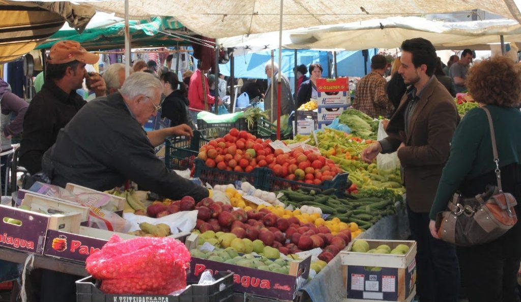 Έρχεται το σχέδιο νόμου για το υπαίθριο εμπόριο | Pagenews.gr