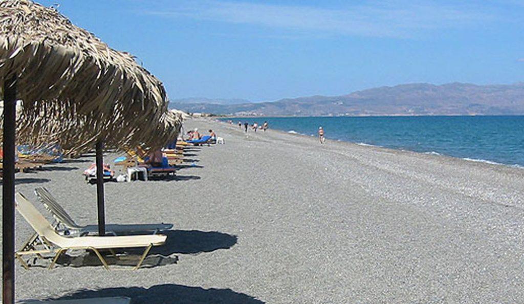 82χρονος πνίγηκε στη Μεγάλη Παραλία της Ιεράπετρας | Pagenews.gr