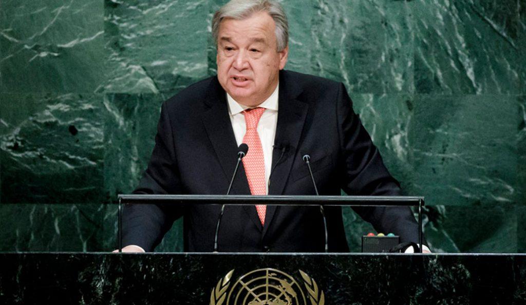 Αβέβαιη η συμμετοχή του ΟΗΕ στη ρωσική σύνοδο για τη Συρία | Pagenews.gr