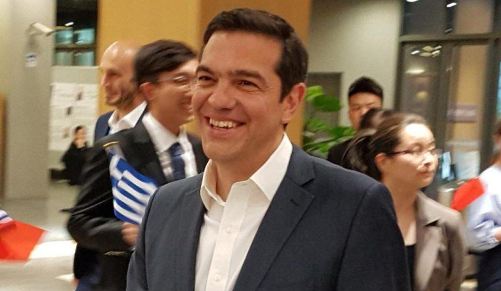 Κίνα: Με «Ζορμπά» και «Ένα το χελιδόνι» υποδέχθηκαν τον Τσίπρα | Pagenews.gr