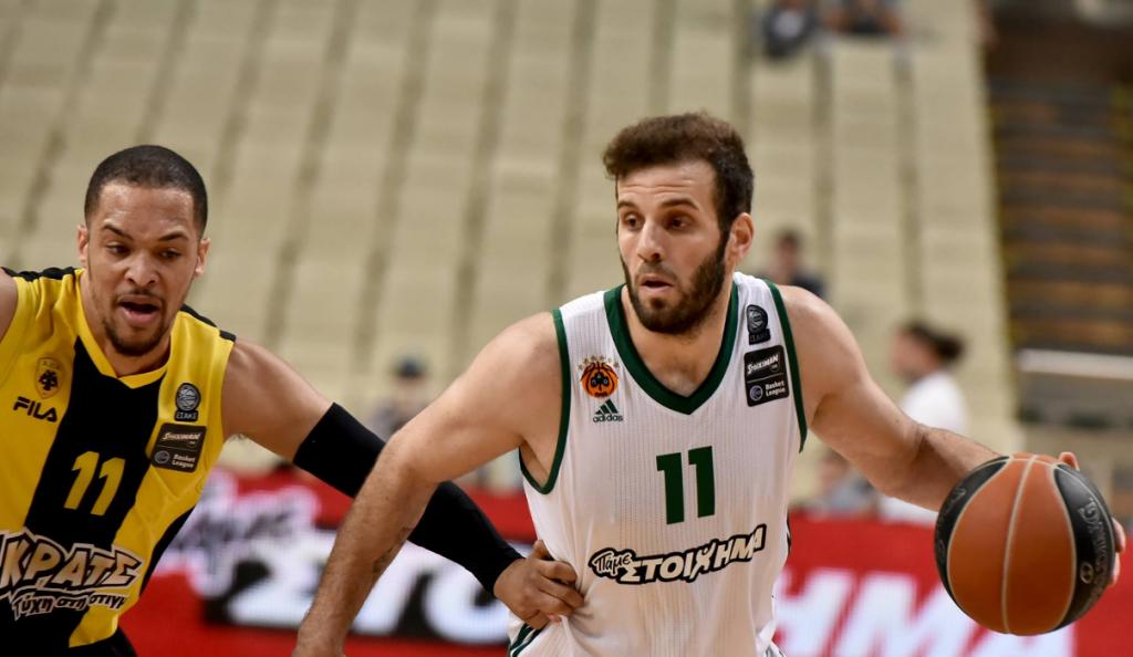 Παππάς: «Ο Σφαιρόπουλος είναι ο καλύτερος προπονητής που γνώρισα» | Pagenews.gr