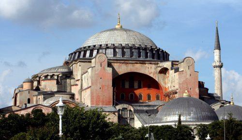 Αγιά Σοφιά: Εισβολή «Γκρίζων Λύκων» στον ιερό ναό (vid) | Pagenews.gr