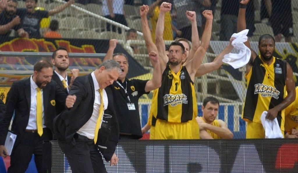 Όμιλος-«φωτιά» για ΑΕΚ στο BCL! | Pagenews.gr