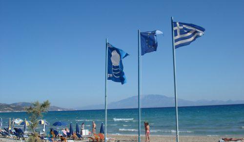Η Ελλάδα δεύτερη παγκοσμίως σε Γαλάζιες Σημαίες   Pagenews.gr